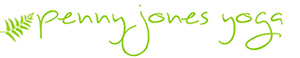 Penny Jones Yoga Logo